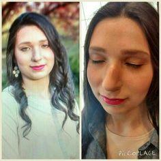 #Makeupbyrivky #MUA #makeupbyme #barmitzvah #pink #bronze #prettygirl #fun #awhileago #contour #Lipstick follow makeup by rivky on facebook