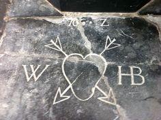 Wie schreef dit in de Grote Kerk