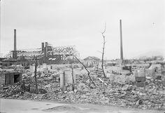 rare photos of hiroshima after the bomb