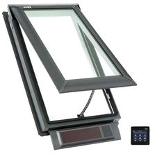 Velux Fresh Air Skylights reduce the need for electric lighting, and may be eligible for a 30% federal tax credit*.