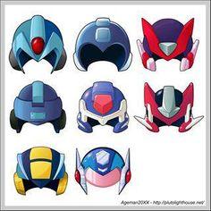 Diferentes cascos
