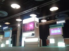 Booth design / Concept and Design / exhibition design and communication /  exhibit service / stage design / lighting design / technology / furniture design / trade show / worldwide events milan