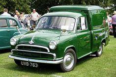 Morris Oxford III van