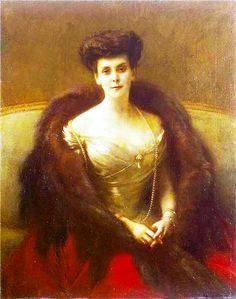 Княгиня Ольга Валериановна Палей, графиня фон Гогенфельзен (урождённая Карно́вич, в 1-м бр. фон Пистолькорс; (1865—  1929) —2-я (морганатическая) супруга вел. князя Павла Александровича, мемуаристка.