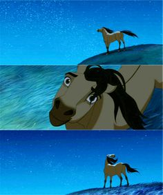 i remember the sun the sky and the wind calling my name in a time when we ran free. Spirit Horse Movie, Spirit The Horse, Spirit And Rain, Spirit Animal, Dreamworks Animation, Disney And Dreamworks, Animation Film, Arte Disney, Disney Art