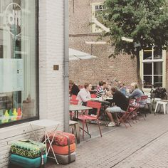 Spending the day in Den Bosch - One of the prettiest cities of The Netherlands filled with cool hotspots like this one!