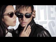 Police Sunglasses and Neymar - 2015