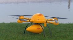 While drone delivery heavyweights like Amazon and Google um and ah, and grapple with a maze of red tape, courier company DHL has been testing out UAVs to deliver high-priority pharmaceuticals to the tiny German island of Juist