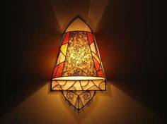 Lamp sconce