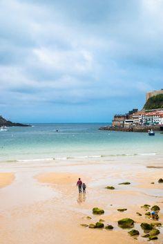 *** Playa de la Concha in Spain by Jaime Pérez on 500px