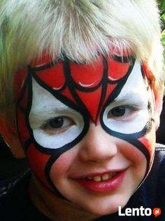 Výsledek obrázku pro malowanie twarzy dzieciom