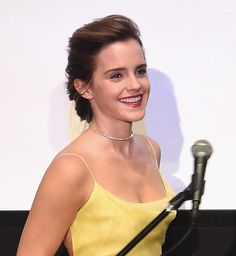 You Have To See Emma Watson's Real-Life Belle Moment