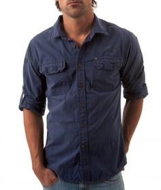 Lexington Vintage Shirt Deepest Blue  995:-  http://www.butikgenuin.se/varumarken/lexington/herr-lexington-klder/lexington-vintage-shirt-deepest-blue
