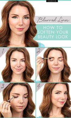 A sultry, feminine makeup look never goes out of style. Follow this easy eye makeup tutorial to find out how to get a soft, beautiful look.