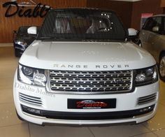 Range Rover AutoBiography - AED 710000 Range Rovers, Toyota Hilux, Car Ins, Used Cars, Dream Cars, Trucks, Beautiful, Automobile, Range Rover