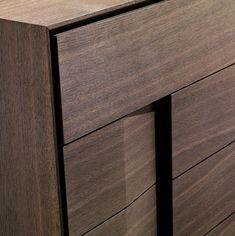 Different Types of Wood Joints and Detailing - Archistudent Design Furniture, Unique Furniture, Wooden Furniture, Architecture Details, Interior Architecture, Types Of Wood Joints, Joinery Details, Chaise Vintage, Furniture Handles