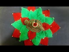 DIY Make Knitting 3 Layer Flower Shape Poshak (dress) of Laddu Gopal. Bal Gopal - easy step by step. DIY Make Knitting 3 layer flower shape poshak (dress) of Laddu Gopal Bal Gopal - easy step by step For written pattern, plz visit our website . Crochet Toys, Knit Crochet, Laddu Gopal Dresses, Bal Gopal, Knitting Patterns, Crochet Patterns, Ladoo Gopal, Woolen Dresses, Krishna Art
