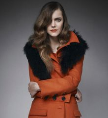 Winchester Coat I have this coat and a dark brown faux fur collar! Jigsaw Clothing, Dress Outfits, Fashion Outfits, Dresses, Faux Fur Collar, British Style, Winchester, Homework, Dark Brown