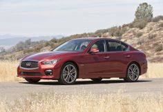 The 2014 Infiniti Q50 is one of the top rated hybrid vehicles on TCC.