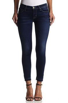 Women's Jeans-Hudson-Krista Crop Jean