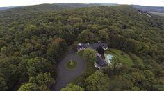 Beautiful Allamuchy estate with to die for views! #allamuchyrealestate