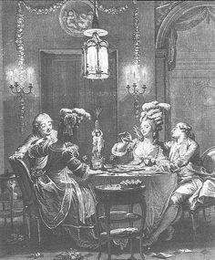 18th Century Dining