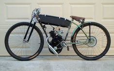 Board Racer Bikes | Board Track Racer Bicycle Idood's board track racer.