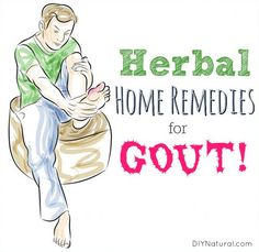 5 Herbal Remedies For Gout