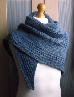 Ravelry: Sapphire Shawl by Brian smith
