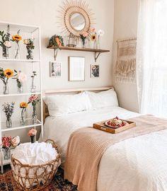 Room Ideas Bedroom, Home Bedroom, Bedroom Decor, Bedroom Inspo, Dream Bedroom, Kids Bedroom, Nursery Decor, Master Bedroom, Aesthetic Room Decor