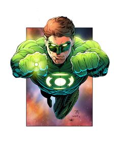 Green Lantern (Hal Jordan) - DC Comics