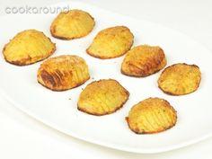 Patate impanate