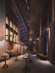 Andaz Hotel Tokyo opens its doors - CPP-LUXURY