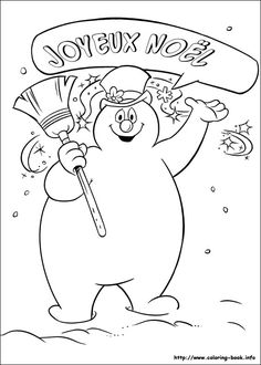 frosty the snowman coloring picture color me pretty x mas pinterest snowman and svg file - Snowman Color Sheets