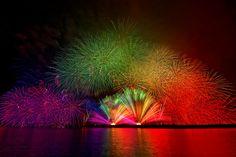 【平成25年度】彩雲孔雀〜きほく燈籠祭り2013@三重県紀北町紀伊長島漁港 2013-07-28 | Flickr - Photo Sharing!