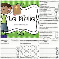 recursos cristianos para niños, devocionales, lección bíblica, la Biblia