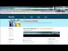Firefox Personas Video - How To