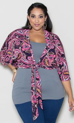 Plus size clothing for full figured women. We carry young and trendy, figure flattering clothes for plus size fashion forward women. Curvalicious Clothes has the latest styles in plus sizes Plus Size Tunic Dress, Dress With Cardigan, Plus Size Dresses, Plus Size Outfits, Tunic Dresses, Dressy Dresses, Plus Size Blouses, Plus Size Tops, Trendy Plus Size