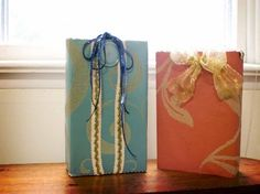 cereal box gift wraps