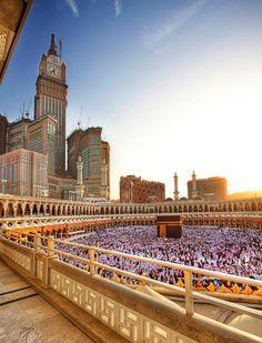 Mecca, inshallah