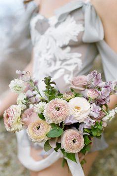 Lavender hued spring