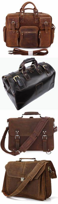 Image of Senger Leather Bag