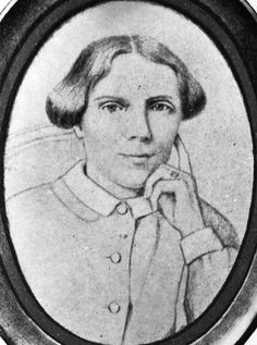 "English-born physician Elizabeth Blackwell (1821–1910) was the first female MD in the United States. Rejected by many medical schools due to her gender, she ended up getting a place at the Geneva Medical College in New York, where she had to put up with a lot of unevolved classmates and a professor who thought she should leave the room for lectures on reproductive anatomy in order to protect her ""delicate sensibilities""."