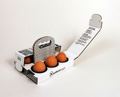A New Take on the Egg Carton: Packaging Design by Sarah Machicado