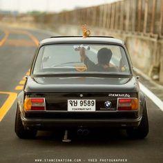 BMW 2002 tii (E11)