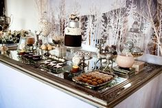 Hostess with the Mostess® - Winter Wonderland and Narnia Inspired Party