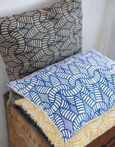 POPKnit cushions