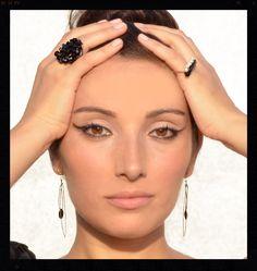 Desideri design black jewelry collection