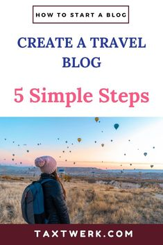 Participation and Profit – these are the two ingredients essential for you to be successful and create a travel blog that lasts the test of time.