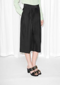 & Other Stories | Pleated Culottes